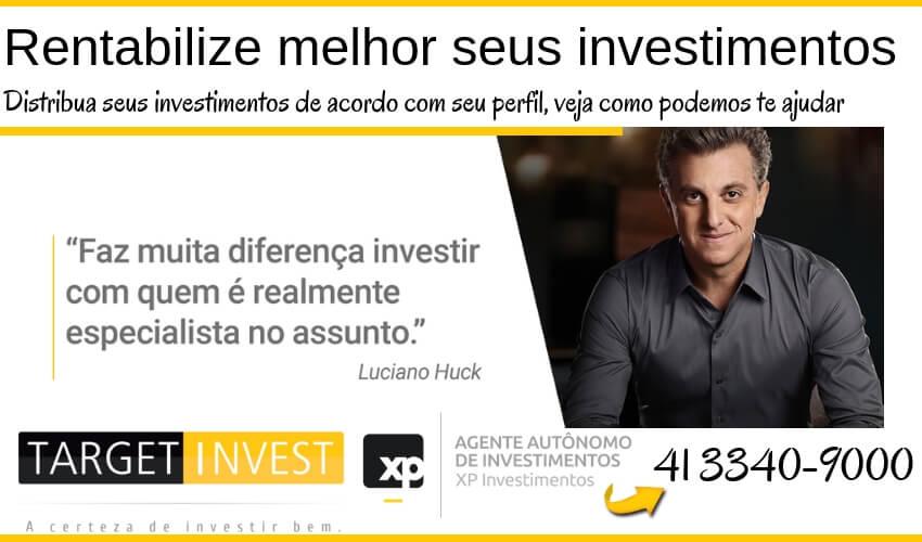 Satisfeito com o rendimento dos seus investimentos?